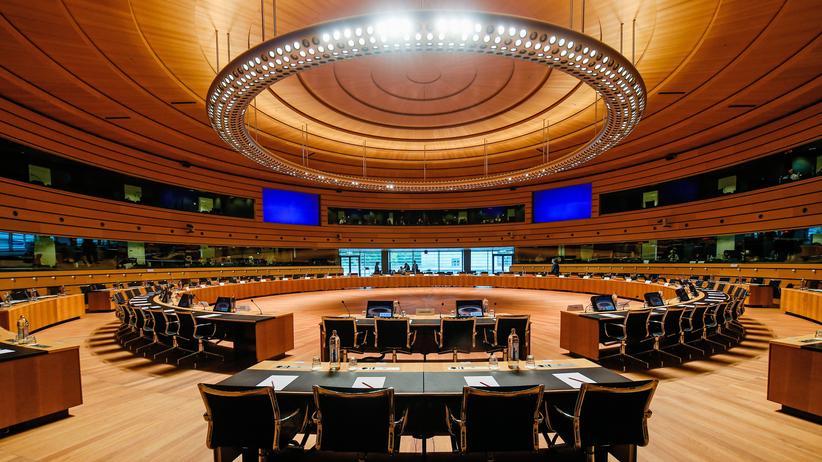 Luxemburg: Die EU-Justizminister haben sich getroffen und nach jahrelangen Diskussionen die EU-Staatsanwaltschaft realisiert.