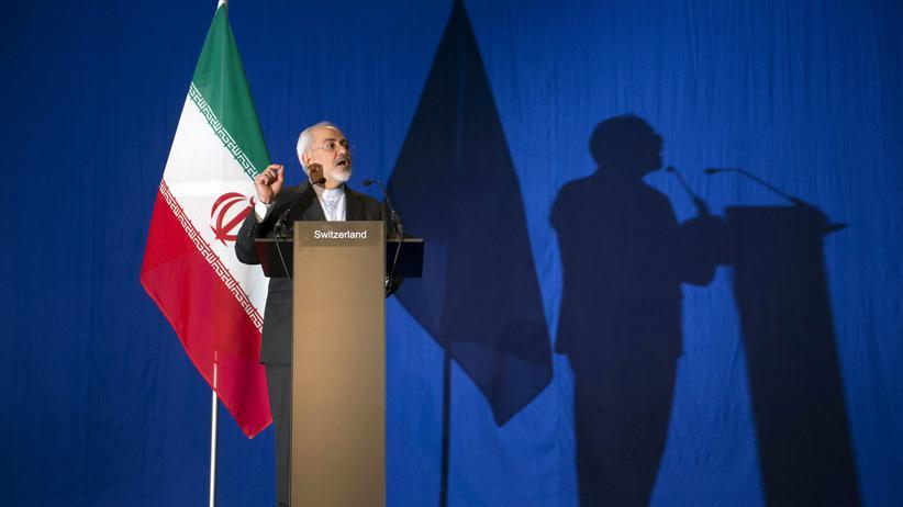 Atomabkommen: Irans Außenminister Mohammed Dschawad Sarif (Archivbild)