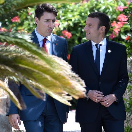 Politikertypen: Alphamännchen mit Gefühl