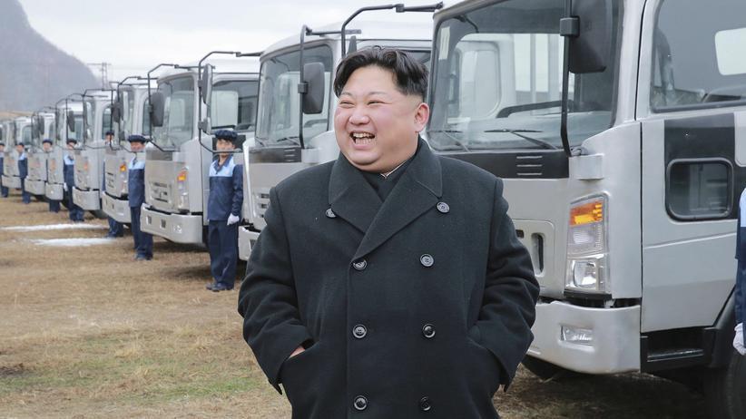 Atomkonflikt: USA verhängen neue Sanktionen gegen Nordkorea