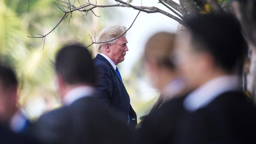 """Apec-Gipfel: """"Terminprobleme"""" verhindern Treffen zwischen Trump und Putin"""