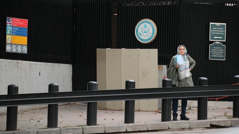 Türkei: US-Konsulate in der Türkei stellen vereinzelt Visa aus