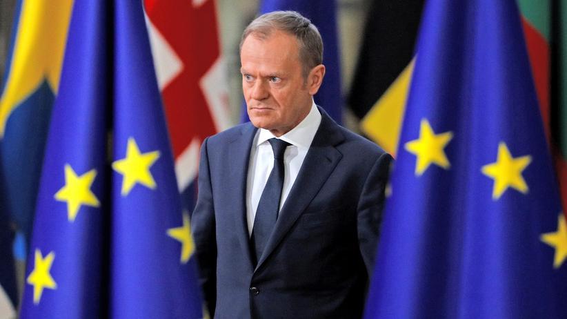 EU-Gipfel: Merkel kritisiert Tusks Vorschläge zur Flüchtlingsverteilung