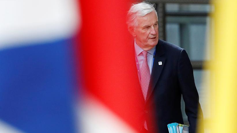 Brexit: EU-Chefunterhändler Michel Barnier