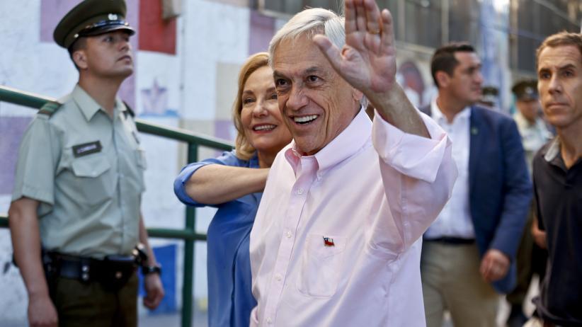 Chile: Sebastián Piñera gewinnt Präsidentschaftswahl in Chile