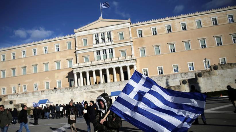 Griechenland: Parlament in Athen stimmt Haushalt für 2018 zu
