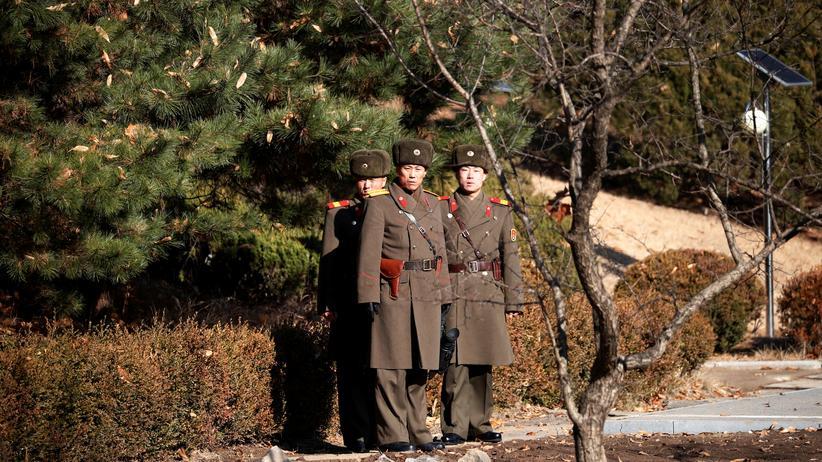 Nordkorea: Nordkoreanischer Soldat flieht über die Grenze