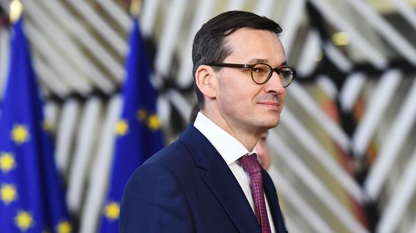 Polen: Polens neuer Premier Mateusz Morawiecki in Brüssel