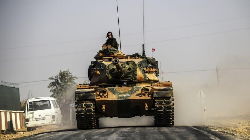 Rüstungsexport: Bundesregierung will Panzer-Deal mit der Türkei genehmigen
