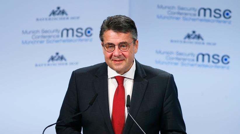 Münchner Sicherheitskonferenz: Gabriel will alle Gesprächskanäle mit der Türkei öffnen