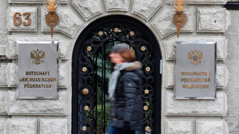 """Russland: SPD-Fraktionsvize kritisiert """"übereilte Ausweisung"""""""