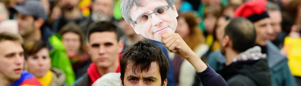 Thema Katalonien Puigdemont