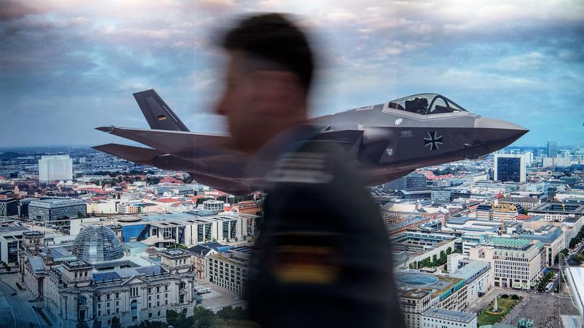 """Rüstungsexporte: """"Waffen können Frieden sichern"""""""
