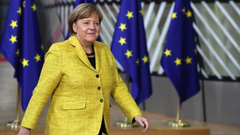 Berlin: Angela Merkel plädiert für kleinere EU-Kommission