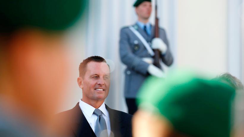 "US-Botschafter: ""Grenell benimmt sich wie ein rechtsextremer Kolonialoffizier"""