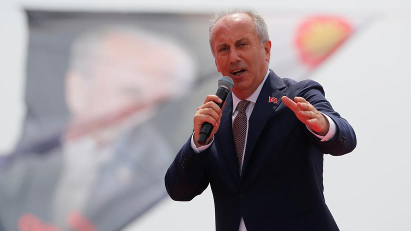 """Muharrem İnce: """"Morgen wird es eine ganz andere Türkei geben"""""""