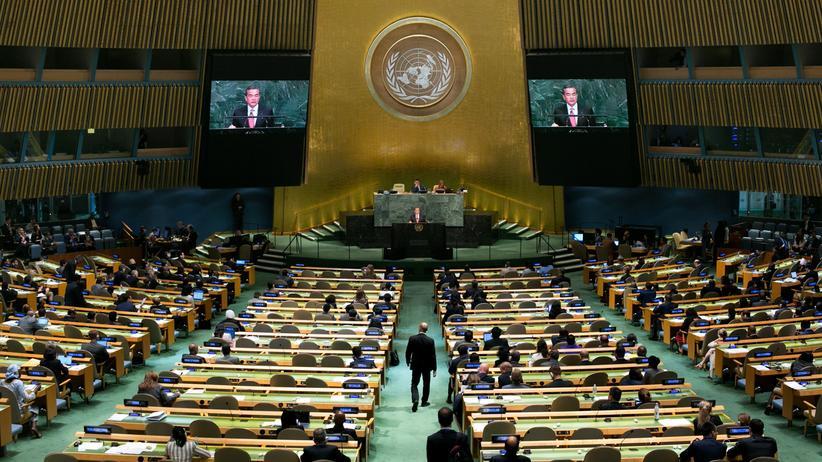 Vereinte Nationen: Deutschland in UN-Sicherheitsrat gewählt