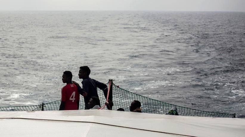 EU-Asylstreit: Deutschland sagt Italien Aufnahme von 50 Bootsflüchtlingen zu