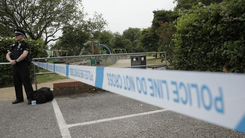 Salisbury: Paar in Südengland durch Nowitschok vergiftet