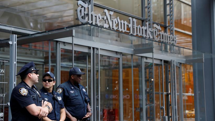 """US-Medien: """"Wir sind nicht darauf aus, den Präsidenten um jeden Preis zu stürzen"""""""