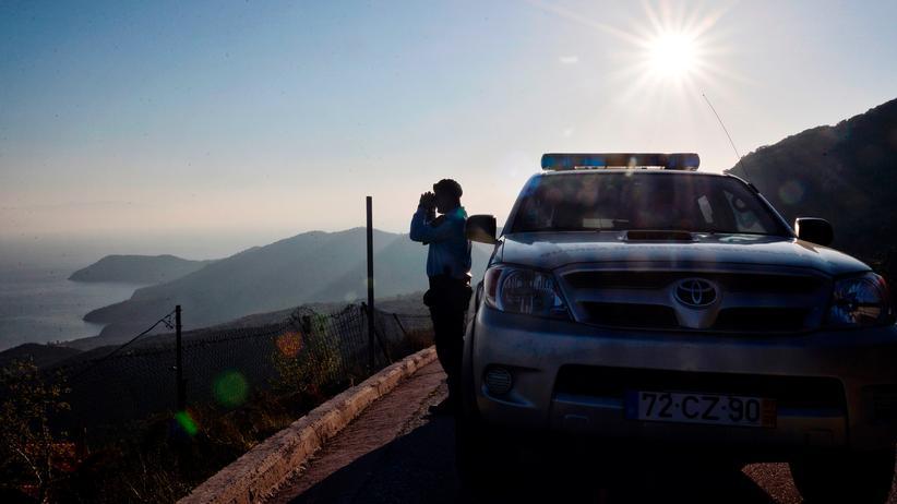 EU-Kommission: Mitarbeiter von Frontex auf der griechischen Insel Lesbos