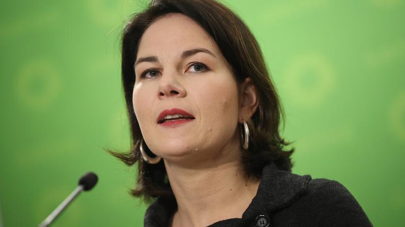 Annalena Baerbock: Grünen-Vorsitzende fordert Abzug von US-Atomwaffen aus Europa