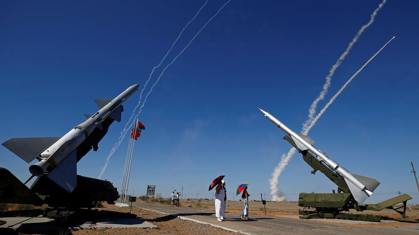 INF-Vertrag: Europa droht die Rückkehr der Raketen