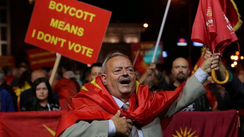 Volksabstimmung in Mazedonien: Eine große Niederlage für die EU