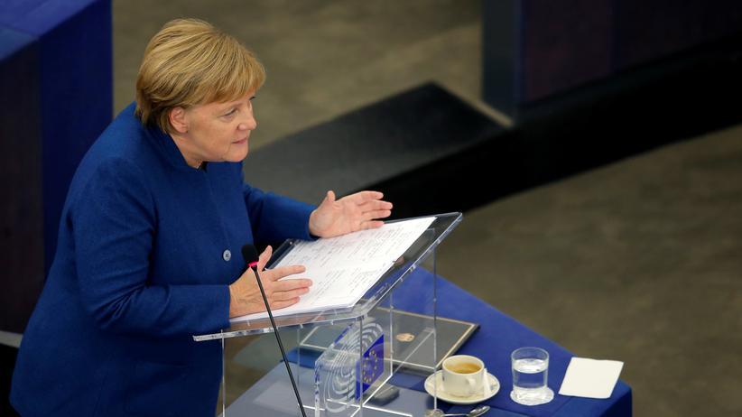 Angela Merkel: Große Würfe sind nicht ihre Sache