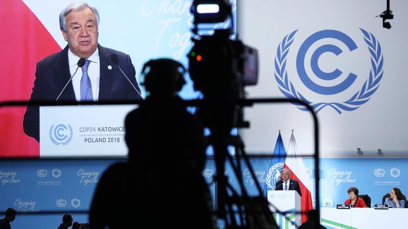 """Klimakonferenz: """"Eine Frage von Leben und Tod"""""""