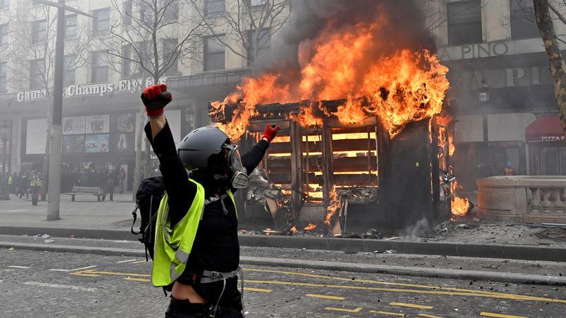 Frankreich: Soldaten gegen Gelbwesten