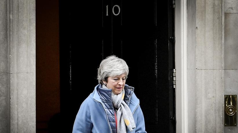Theresa May: Sie hat noch lange nicht aufgegeben