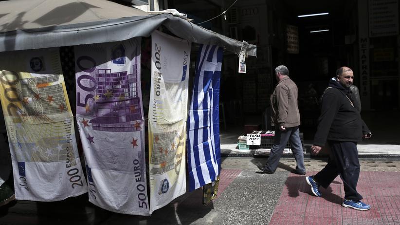 Reparationsforderungen: Nach dem Ende der internationalen Hilfsprogramme, sei der richtige Zeitpunkt für die Forderung nach Reparationszahlungen gekommen, heißt es aus Athen.