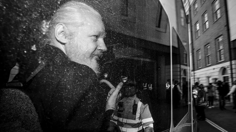 Festnahme Assange