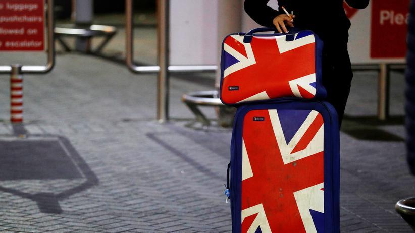 Europäische Union: EU-Parlament stimmt Visumsfreiheit für Briten nach Brexit zu