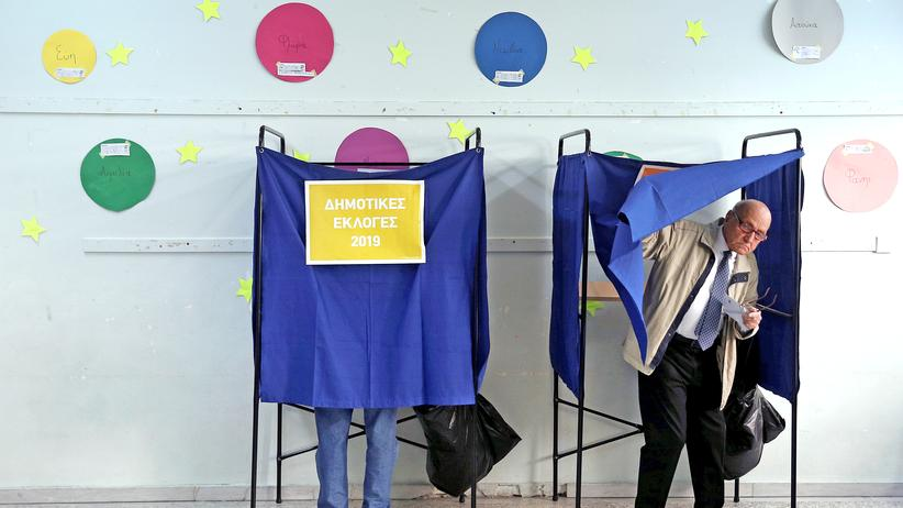 Wahl in Europa: Europawahlen haben in Deutschland begonnen