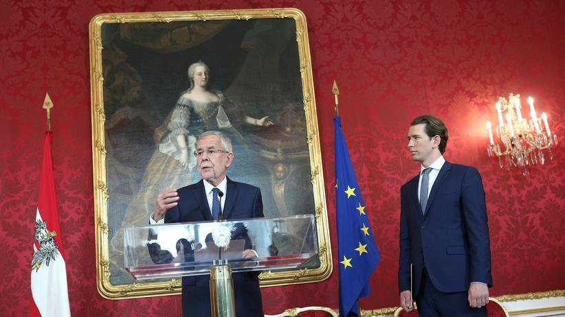 Österreich: SPÖ droht Sebastian Kurz weiter mit Abwahl