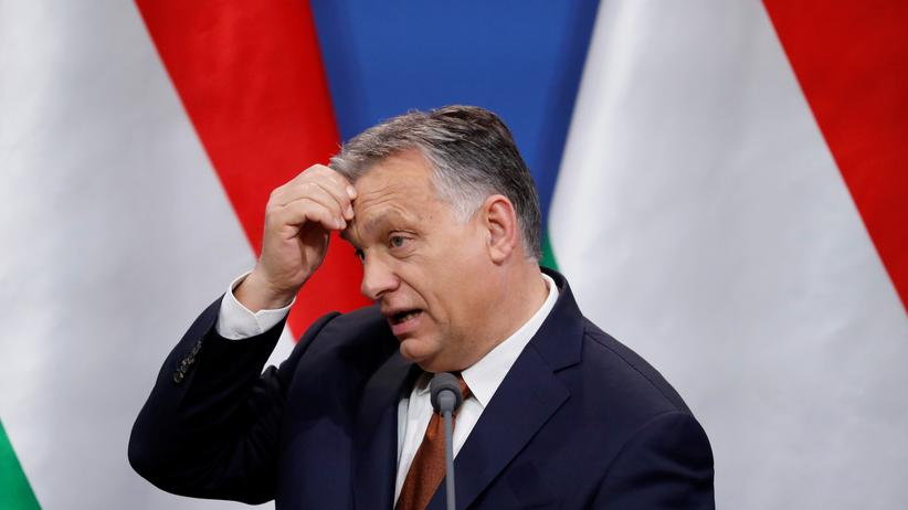 Europawahl: Viktor Orbán entzieht Manfred Weber Unterstützung