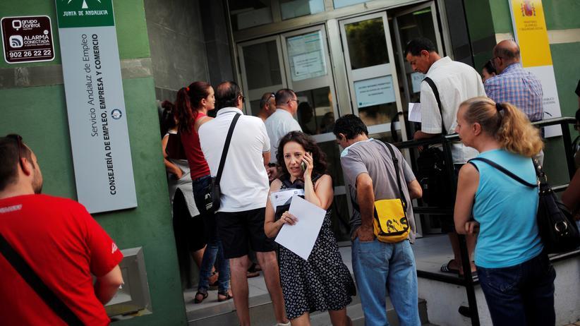 Eurostat: Fast sieben Millionen Langzeitarbeitslose in der EU