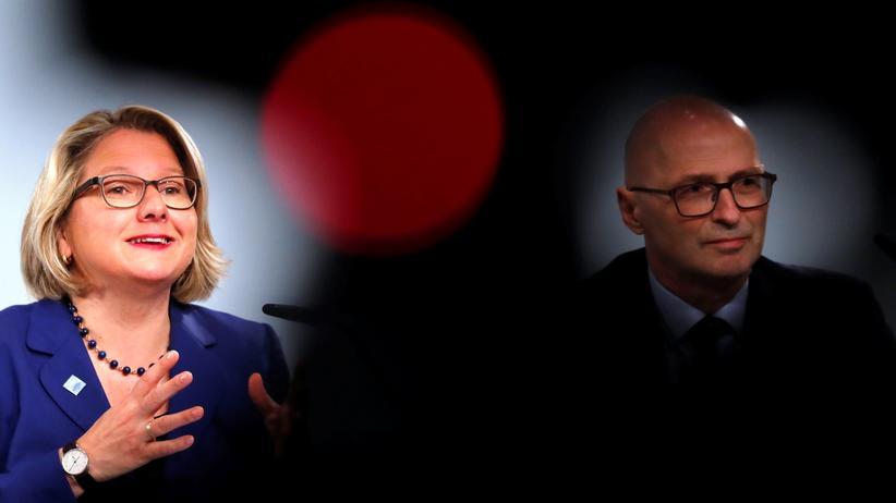 Petersberger Klimadialog: Schulze regt ehrgeizigeres Klimaziel für EU an