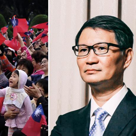 Verfassung: Warum hat das Grundgesetz so viele Fans in Taiwan, Herr Lee?