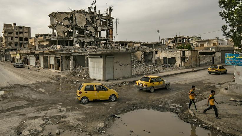 """""""Islamischer Staat"""": IS-Unterstützer in syrischer Haft verklagt Bundesrepublik"""