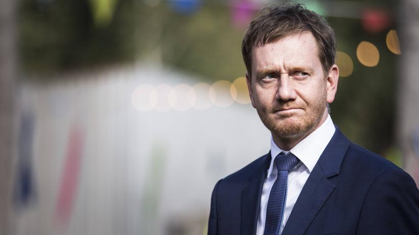 Michael Kretschmer: Irrweg eines Ostdeutschen