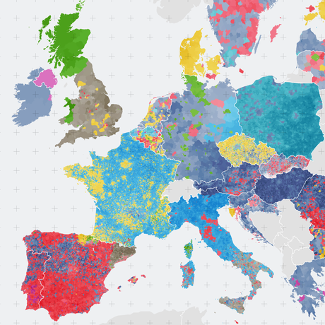 2019 European Elections: The New Colors of Europe