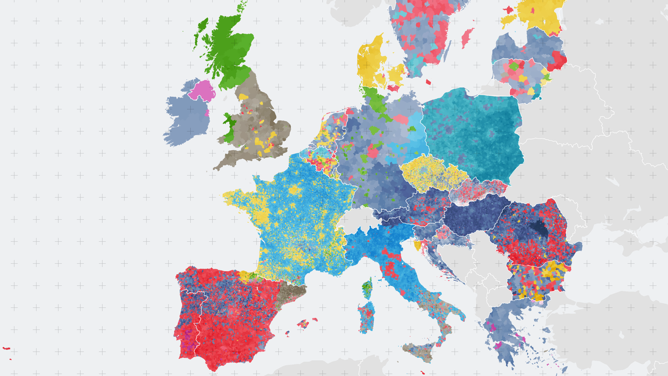 2019 European Elections: The New Colors of Europe | ZEIT ONLINE