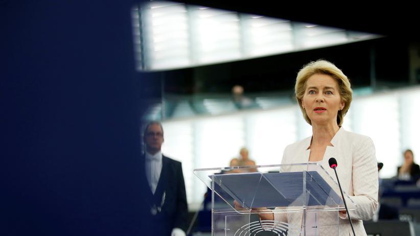 EU-Kommissionspräsidentin: Ursula von der Leyen kritisiert Umgang mit osteuropäischen EU-Staaten