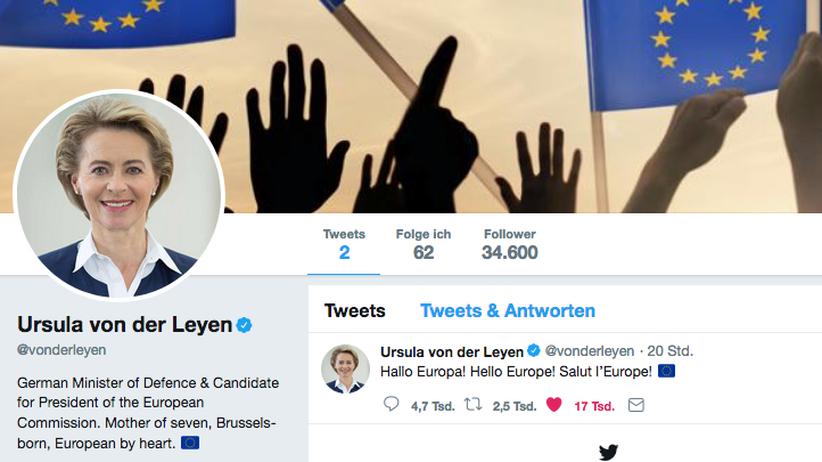 Ursula von der Leyen : No Love from the EU