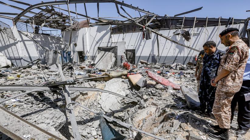 Libyen: USA blockieren Erklärung des UN-Sicherheitsrats