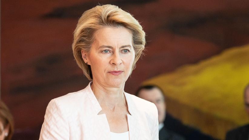 EU-Nominierung: SPD stellt sich gegen Ursula von der Leyen