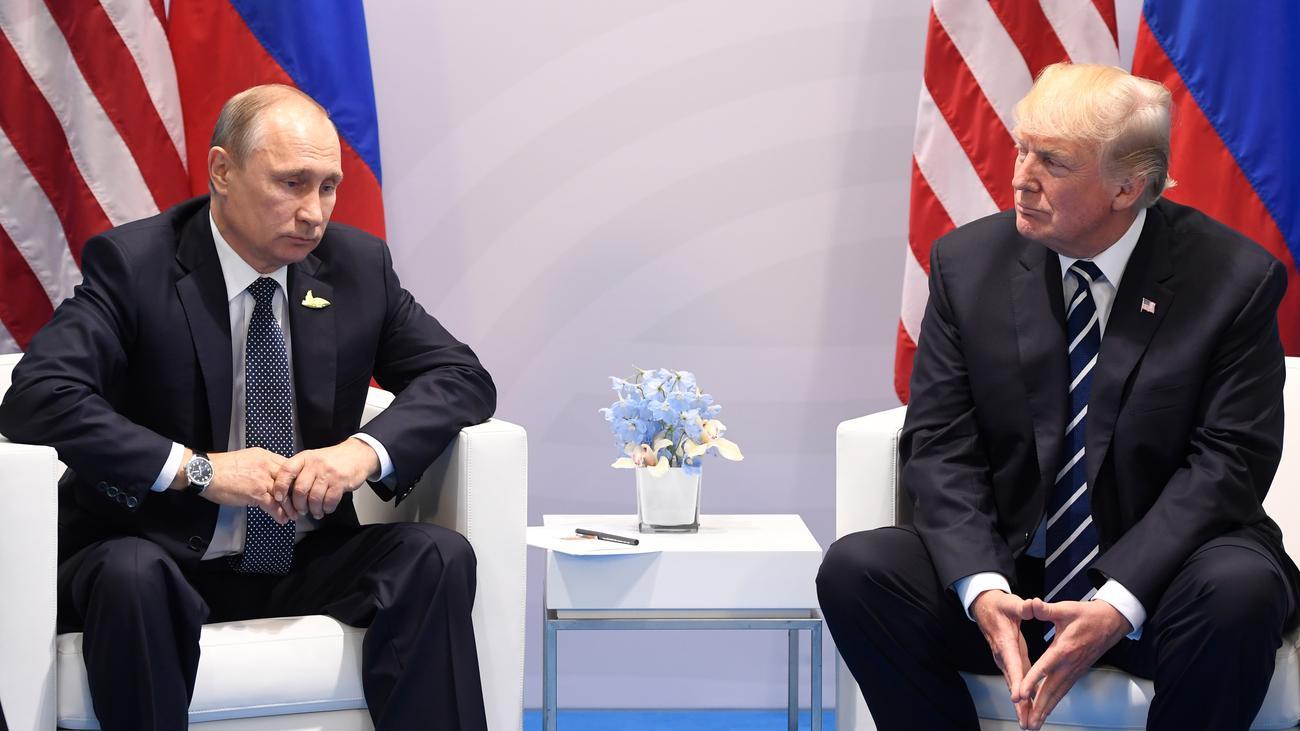 Skripal-Affäre: USA kündigen neue Sanktionen gegen Russland an